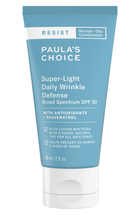 Resist Super Light Daily Wrinkle Defense SPF 30 by Paula's Choice