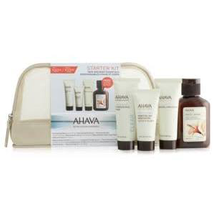 Face And Body Essentials Starter Set By Ahava by ahava