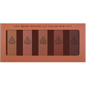 Mood Recipe Lip Color Mini Kit by 3 Concept Eyes