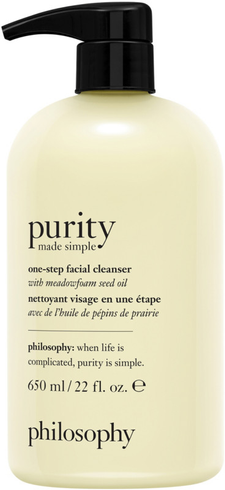 Purity Made Simple Cleanser by philosophy #2