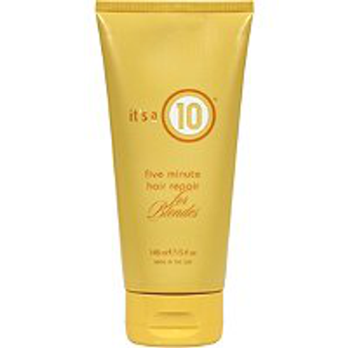Five Minute Hair Repair For Blondes by It's A 10