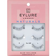 Naturals No 031 Triple Pack by eylure
