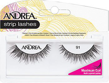 Strip Lashes 91 by Andrea