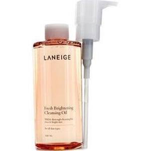 Fresh Brightening Cleansing Oil by Laneige