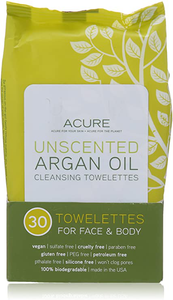 Argan Oil Cleansing Towelettes by acure organics