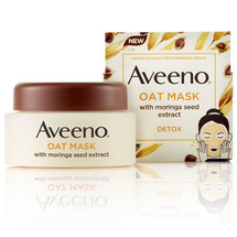 Oat Mask With Moringa Seed Extract by Aveeno