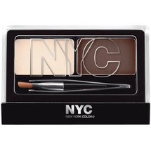 Browser Brush-On Brow Kit by NYC