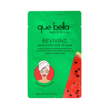 Watermelon Relieving Peel-Off Mask by que bella