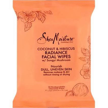 Coconut & Hibiscus Radiance Facial Wipes by SheaMoisture