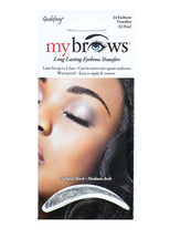 MyBrows Long Lasting Eyebrow Transfers by godefroy