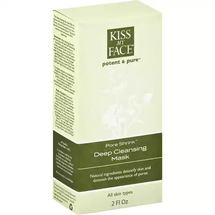 Pore Shrink Deep Cleansing Mask by KissMyFace