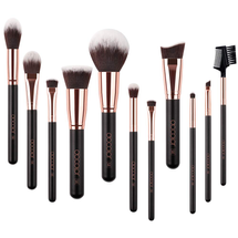 11 Piece Professional Make Up Brush Set by Docolor