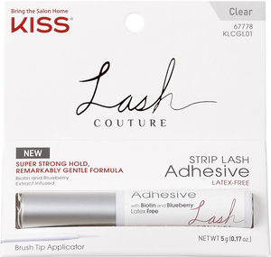 Lash Couture Adhesive Clear by kiss products
