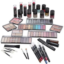 Ultimate Color Makeup Collection by the color workshop