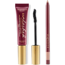 Unlashed Volume And Curl Mascara And Secret Weapon by Wander
