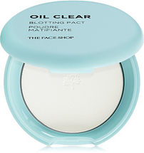 Oil Clear Blotting Pact by The Face Shop