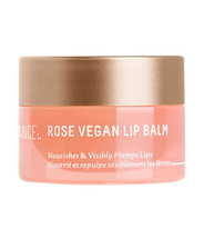 Squalane Rose Vegan Lip Balm by biossance