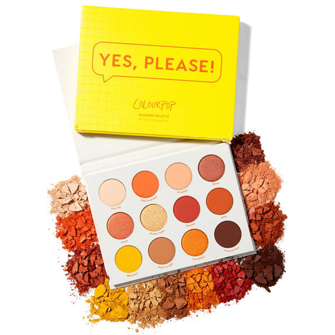 Yes, Please! Shadow Palette by Colourpop