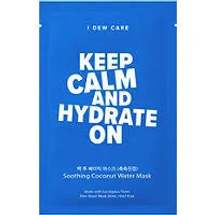 I Dew Care Keep Calm Hydrate On Sheet Mask by memebox