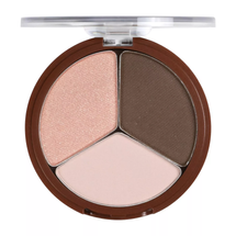 Eye Shadow Trio Rose Gold by mineral fusion