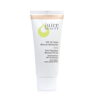 SPF 30 Tinted Mineral Moisturizer  by Juice Beauty