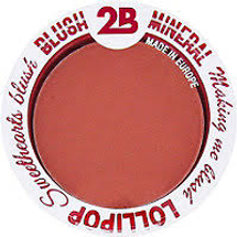 Mineral Blush by 2b colours