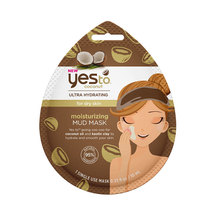 Coconut Single Use Mud Mask by yes to