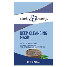 Deep Cleansing Mask Dead Sea Mineral by Studio 35