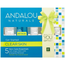Skin Care Essentials Kit by andalou naturals