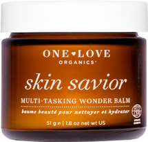 Skin Savior Waterless Beauty Balm by One Love Organics