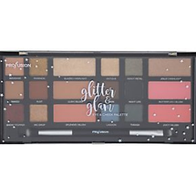 Glitter & Glam 24 Eyeshadow Palette  by Profusion