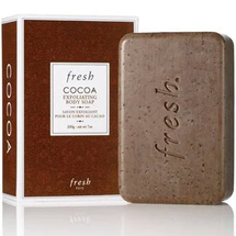 Cocoa Exfoliating Body Soap by fresh