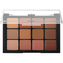 Lip Palette - Muse Nudes by Viseart