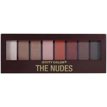 The Nudes Eyeshadow Palette by city color