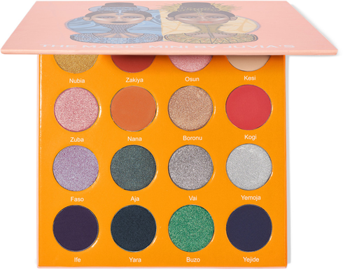 The Magic Mini Palette by Juvia's Place #2