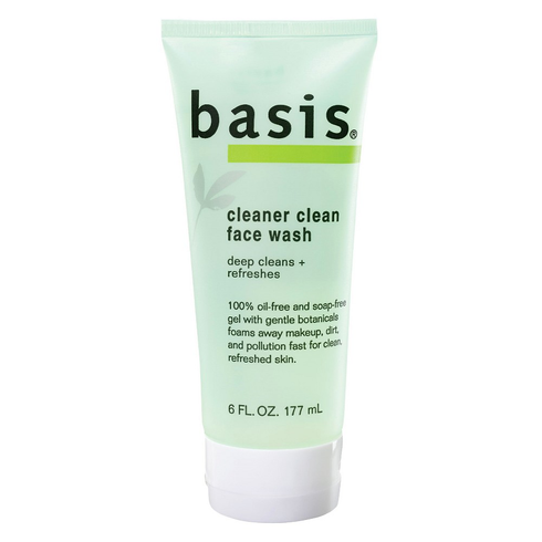 Gel Basic Cleansing Facial Cleanser by basis
