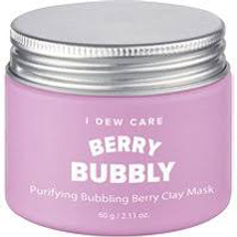 I Dew Care Berry Bubbly Clay Mask by memebox
