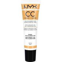 CC Cream by NYX Professional Makeup