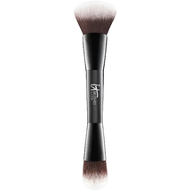 It Cosmetics x ULTA Airbrush Dual-Ended Flawless Foundation Brush #134 by IT Cosmetics