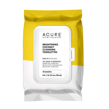 Brightening Coconut Towelettes by acure organics