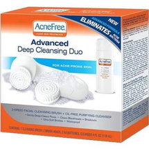 Oil Free Purifying Advanced Cleansing Duo by acnefree