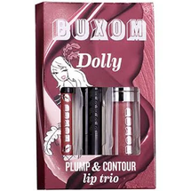 Dolly Plump & Contour Lip Trio by Buxom