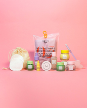 At Home Spa Kit by Glow Recipe