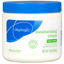 Moisturizing Cream Face And Body by Daylogic