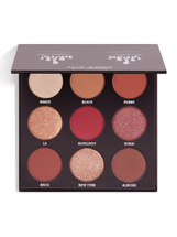 Kyshadow - The Burgundy Palette by Kylie Cosmetics
