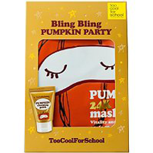 Bling Bling Pumpkin Party Set by too cool for school