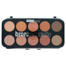 Matte And Shimmer Bronzer Palette by beauty treats