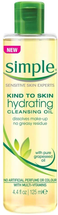Kind To Skin Hydrating Cleansing Oil by Simple