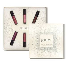 Best of Nudes Mini Lip Crème Set by jouer