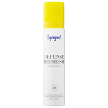 Defense Refresh Setting Mist Sunscreen SPF 50 by supergoop
